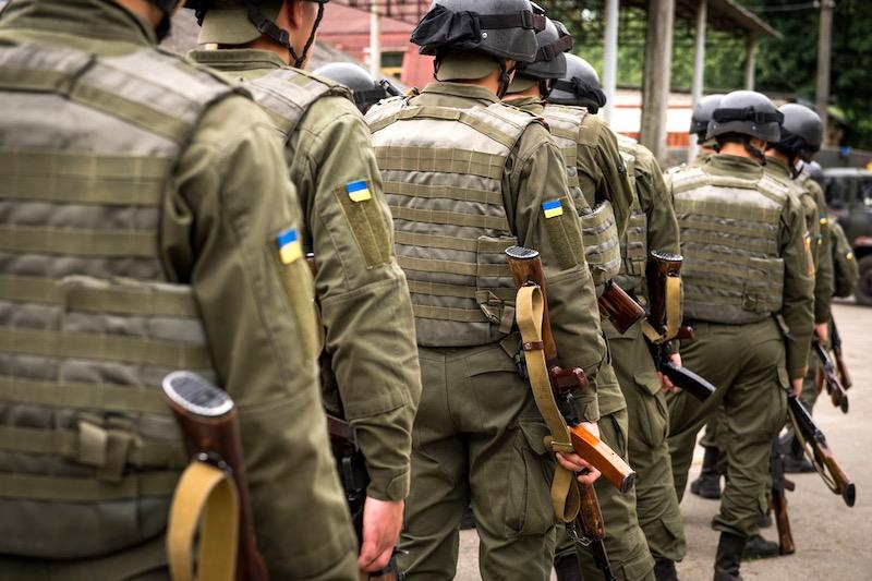 Восемь украинских военных попали в плен ополченцев ДНР