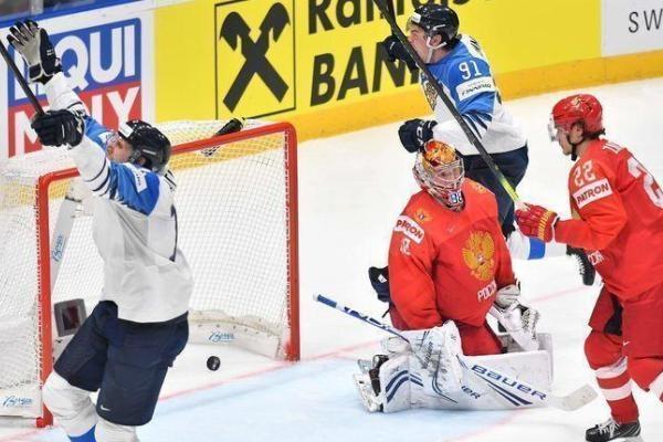 Болельщики надеются на сборную России по хоккею