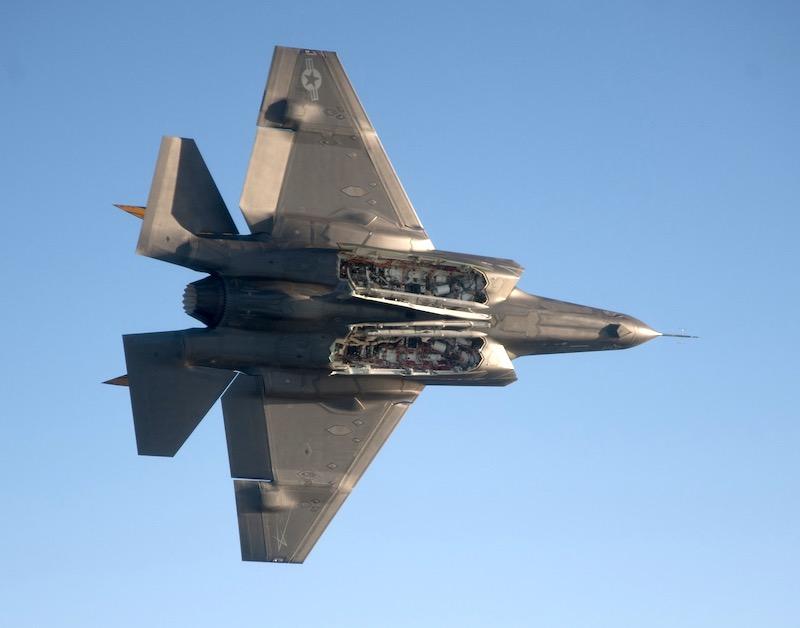 F-35 признали самым провальным проектом американского ВПК