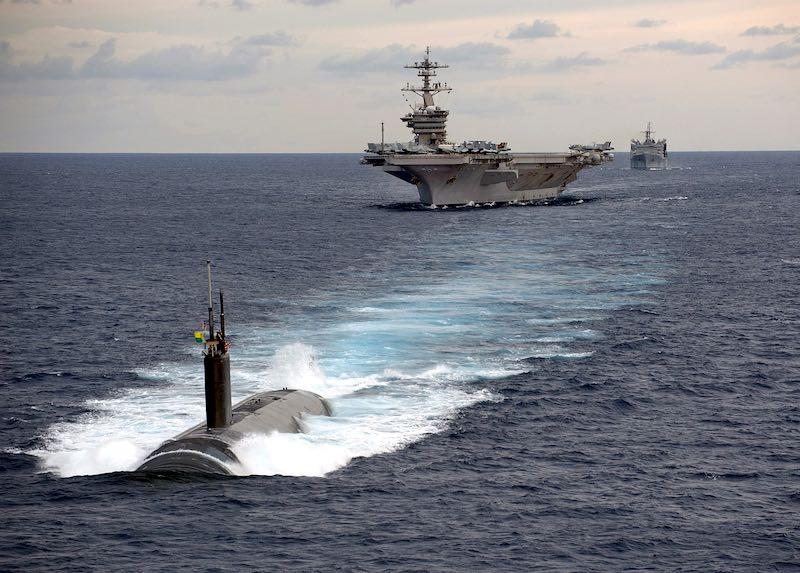 США готовятся к войне с Ираном