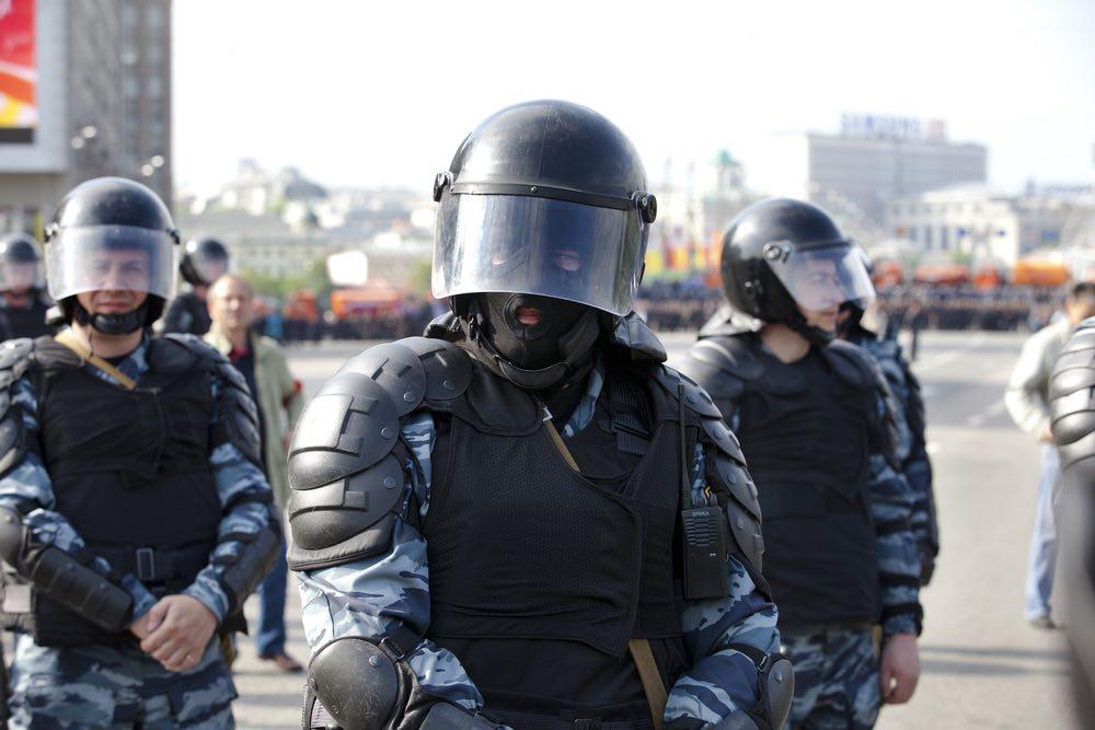 Полиция предупреждает: Провокации на несанкционированном митинге 3 августа будут жестко пресекаться