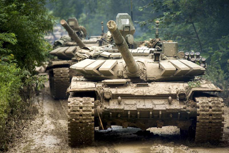 Китайские эксперты потрясены скоростью российского танка Т-72