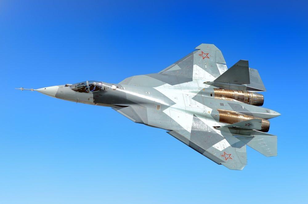 Су-57 обладает искусственным интеллектом