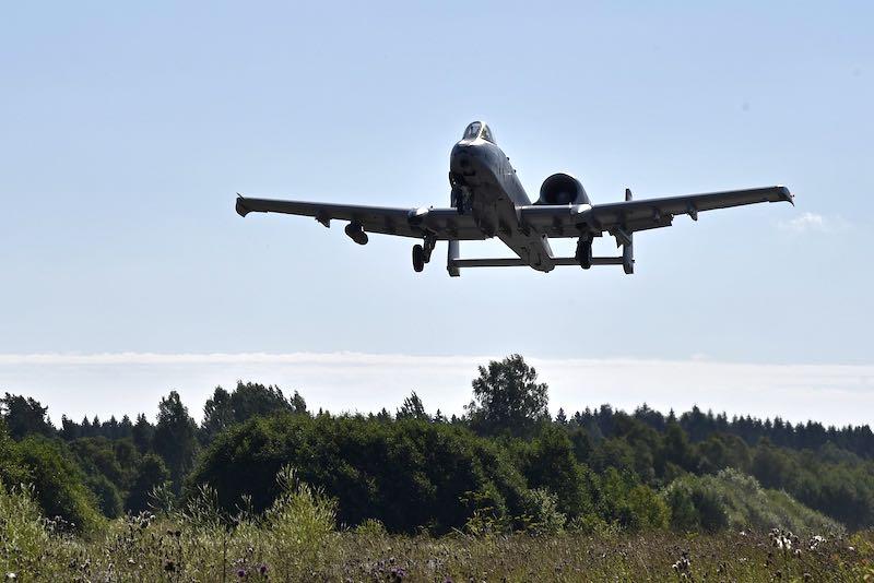 Эстония «случайно» показала секретную военную базу США у границ России