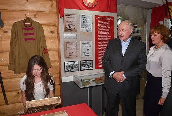 Подруга Лукашенко решила заняться белорусской политикой