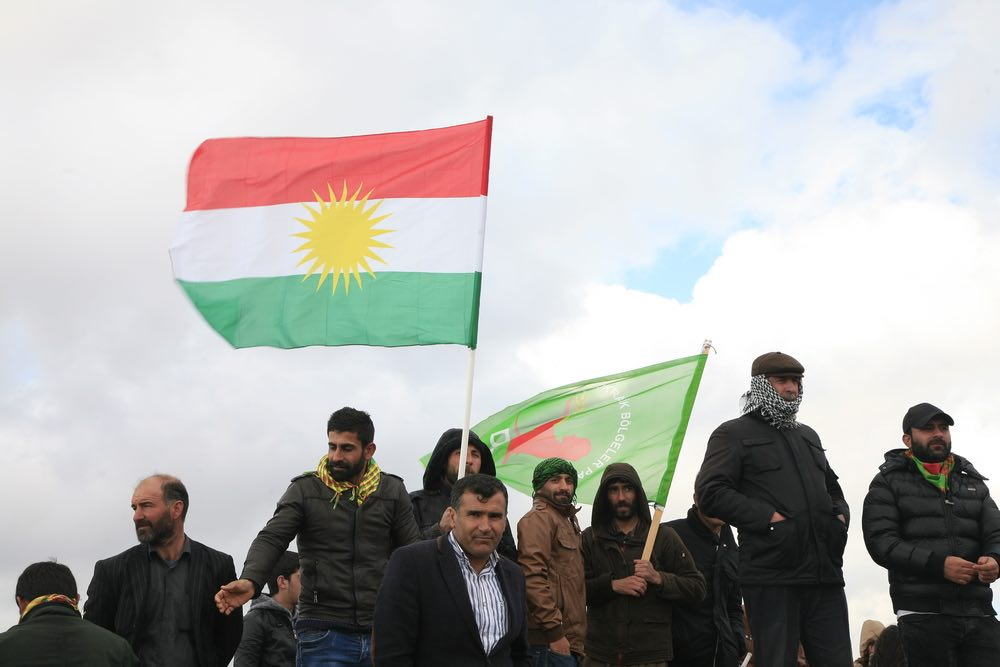 Правозащитные организации Запада пытаются спасти проект «Курдистан» в Сирии