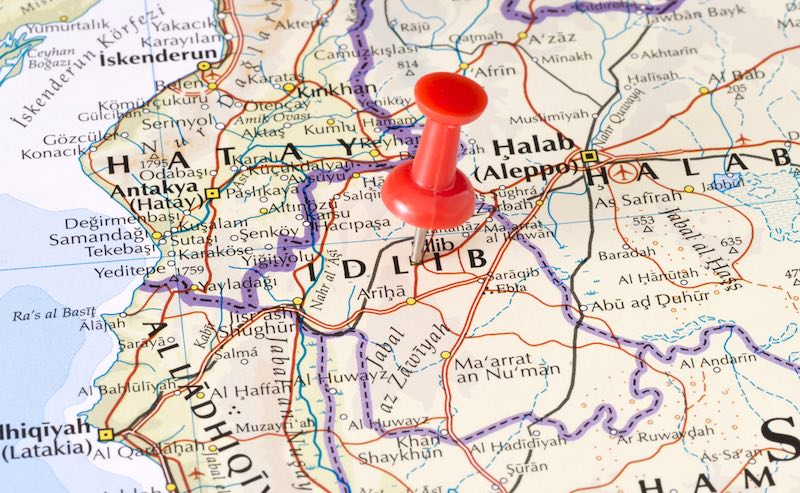 США и «Белые каски» готовят новые провокации в Идлибе