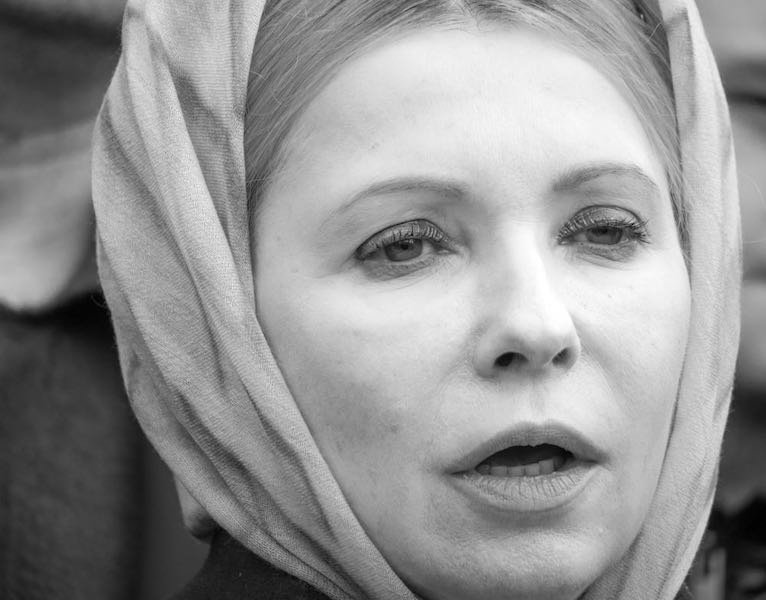 Тимошенко обещает Украине голод