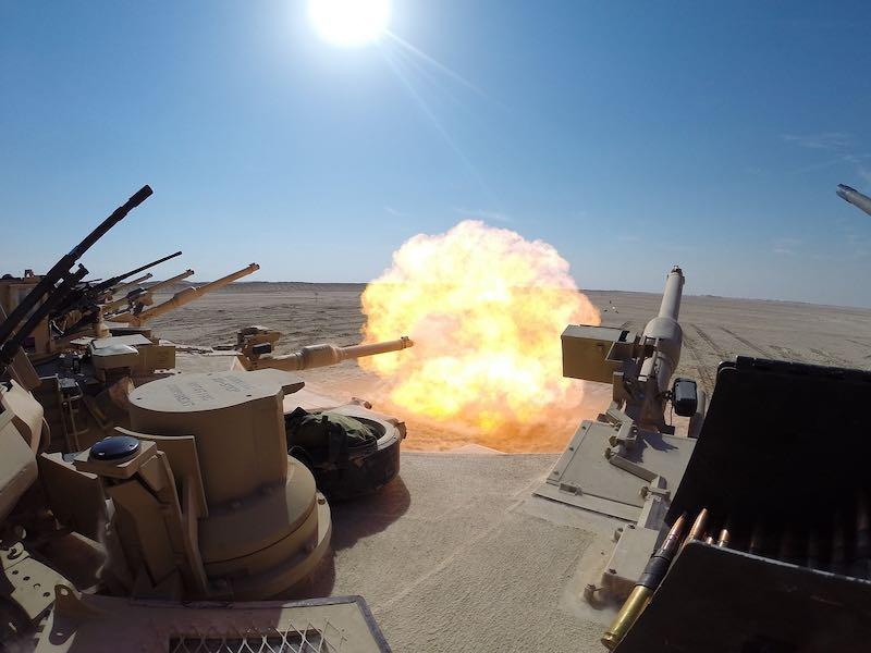 Американским «Абрамсам» лучше не выступать против артиллерии России
