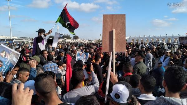 В Бенгази пройдет второй за месяц митинг против террористов ПНС и турецкой интервенции