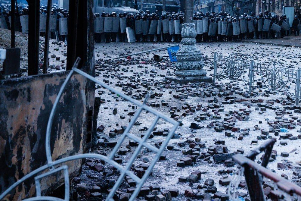 Киевские власти тщательно скрывают подробности расстрелов на майдане