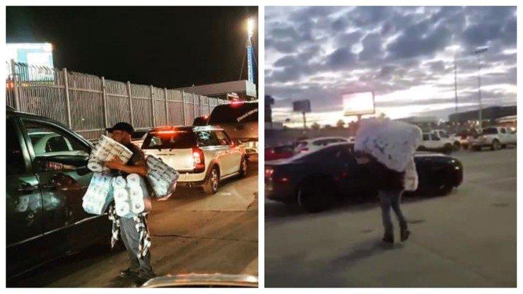 Американцы опустошают прилавки магазинов в Мексике