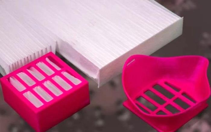 В Подмосковье запустили производство многоразовых кассетных масок