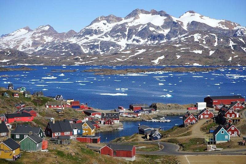 Зачем Трампу понадобилась Гренландия?