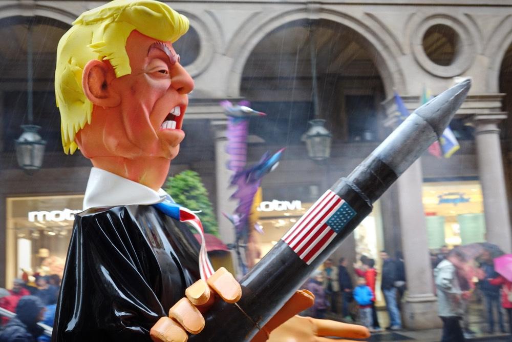 Эксперт назвал характеристики «супер-пупер ракеты» Трампа