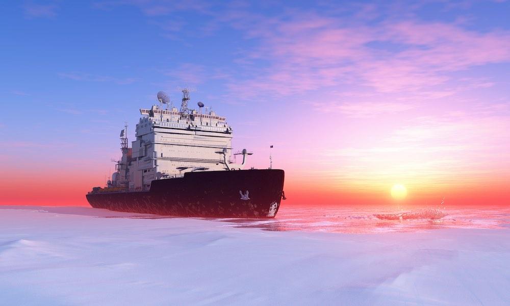 Россия построит самый мощный ледокол за всю историю судостроения