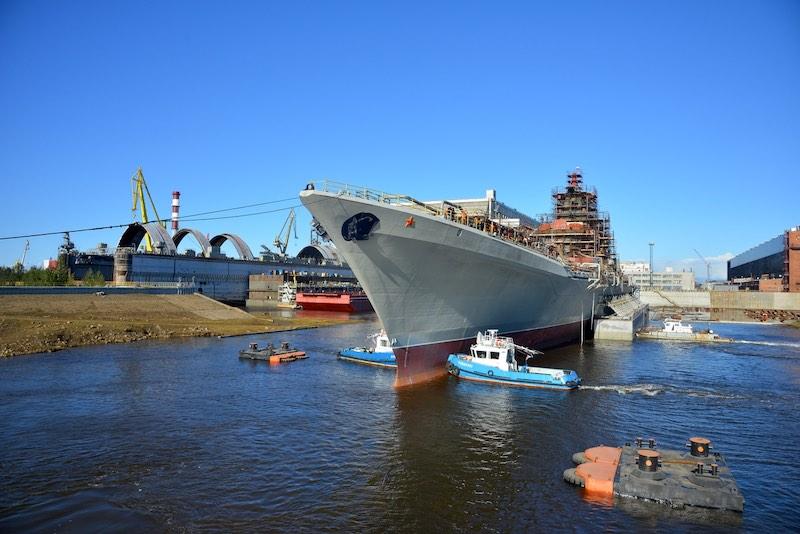 NI: Модернизированный атомный крейсер «Адмирал Нахимов» является угрозой для ВМС НАТО