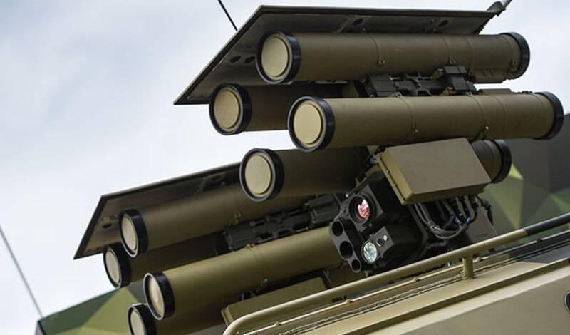 Российский противотанковый комплекс «Гермес» испортил настроение НАТО