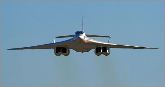 Новый бомбардировщик-ракетоносец Ту-160 сможет летать в стратосфере