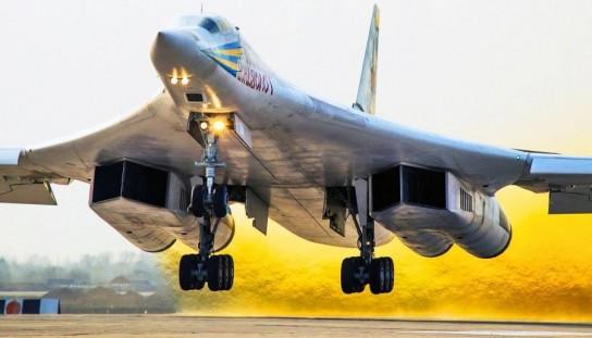 Путин предложил создать сверхзвуковой гражданский самолет на базе Ту-160