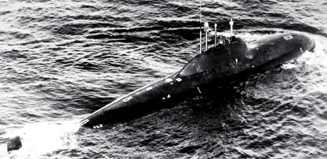 США и НАТО уважали советскую подлодку «Лира»
