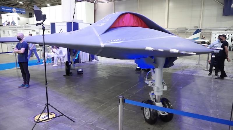 Украинский боевой стелс-дрон ACE ONE никогда не поднимется в небо