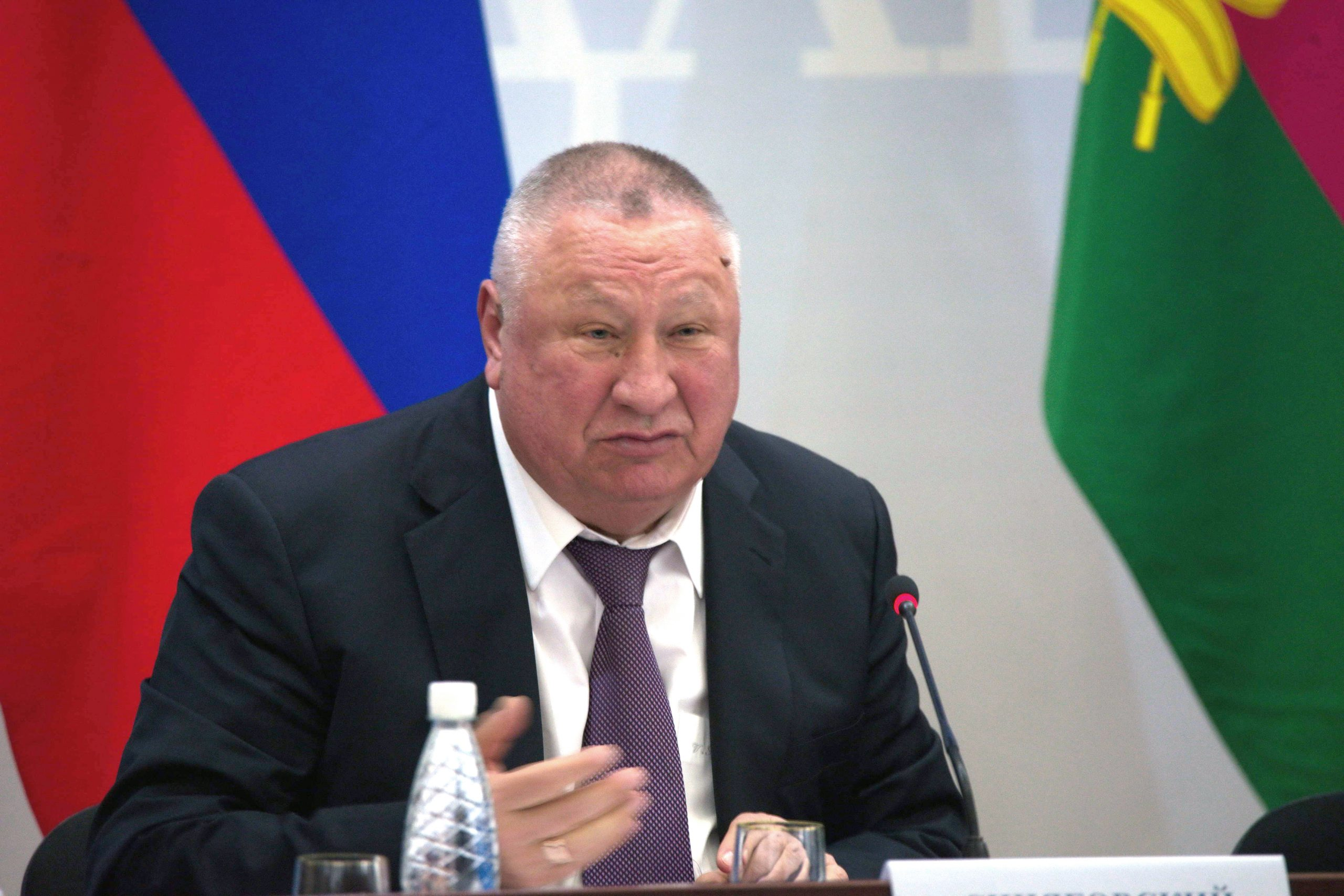 Владимир Синяговский: Ужесточение мер борьбы с коронавирусом – это обеспечение защиты граждан