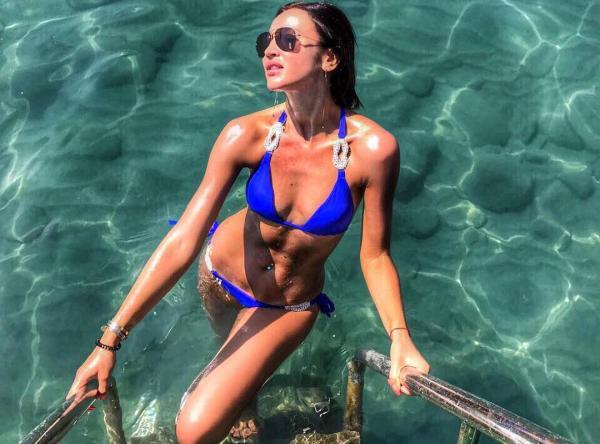 Ольга Бузова на отдыхе в Турции (фото)