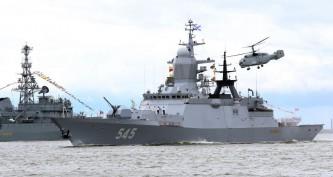 Украинский адмирал: Россия создала в Крыму суперсовременную военную группировку
