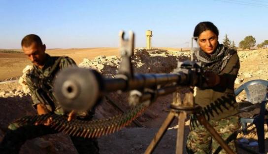 Курды терроризируют мирных жителей Сирии