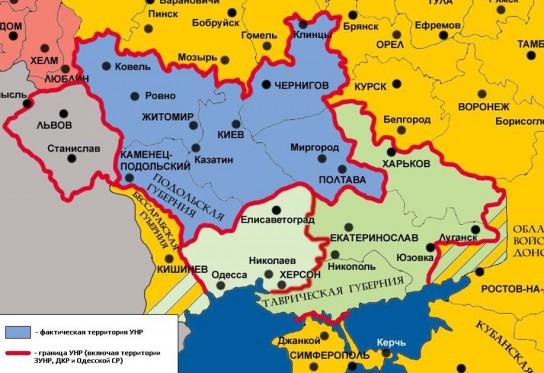 Киев может остаться без Западной Украины