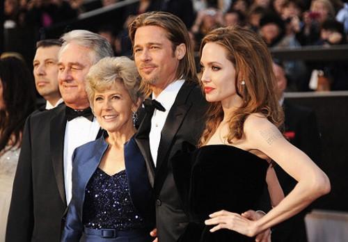 Что спровоцировало конфликт между родителями Брэда Питта и Анджелины Джоли