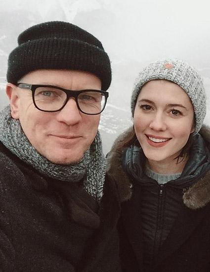 Юэн Макгрегор и Мэри Элизабет Уинстэд расстались