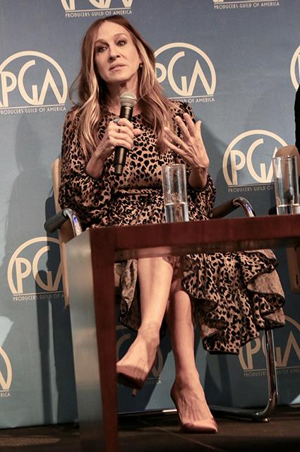 Сара Джессика Паркер экономит на одежде?