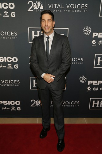 Дэвиду Швиммеру предложили роль в порно-пародии сериала «Друзья»