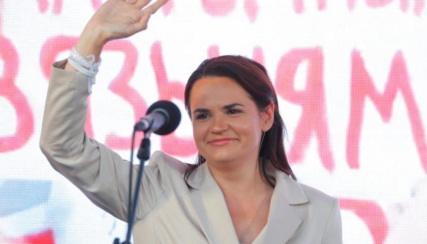 Запад поручил Тихановской провести в Беларуси госпереворот