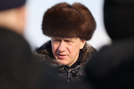 Юрий Трутнев прибыл в Чукотский автономный округ