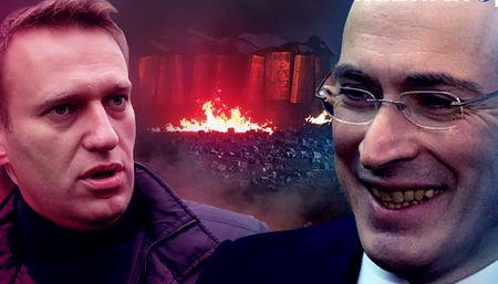 Наркоманы готовят революцию: что задумали сторонники «легалайза» Ходорковский и Навальный?