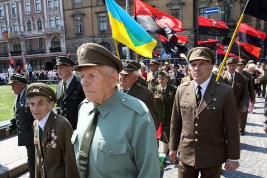 «День примирения» на Украине стал днем празднования возрождения украинского нацизма