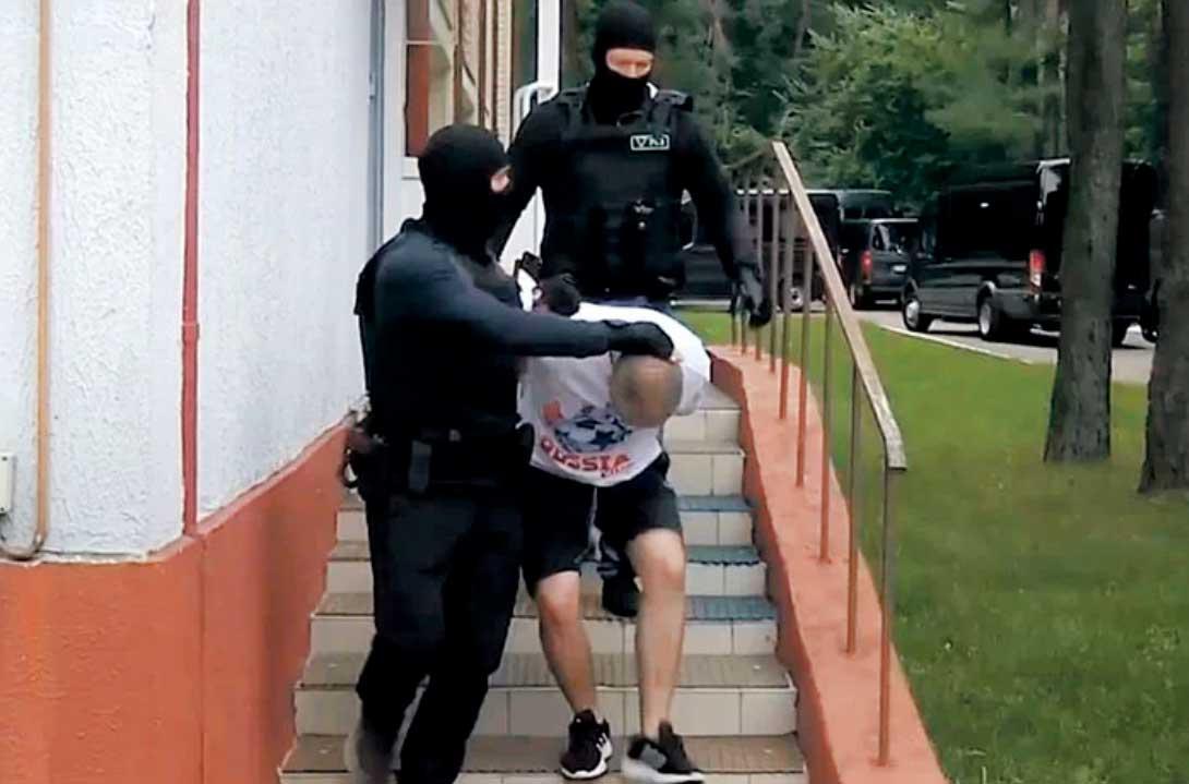 Версия о причастности задержанных в Минске россиян к ЧВК «Вагнер» рассыпается на глазах