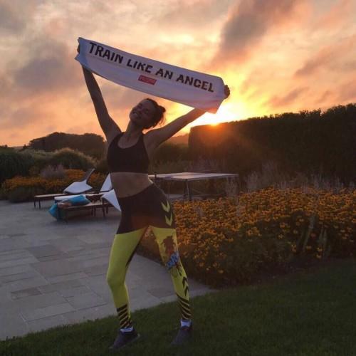 Адриана Лима больше не разденется без значимой причины