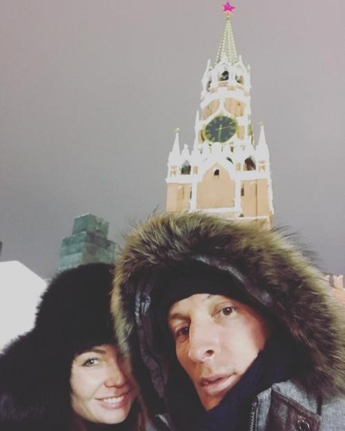 Павел Воля отпраздновал 5-ю годовщину свадьбы
