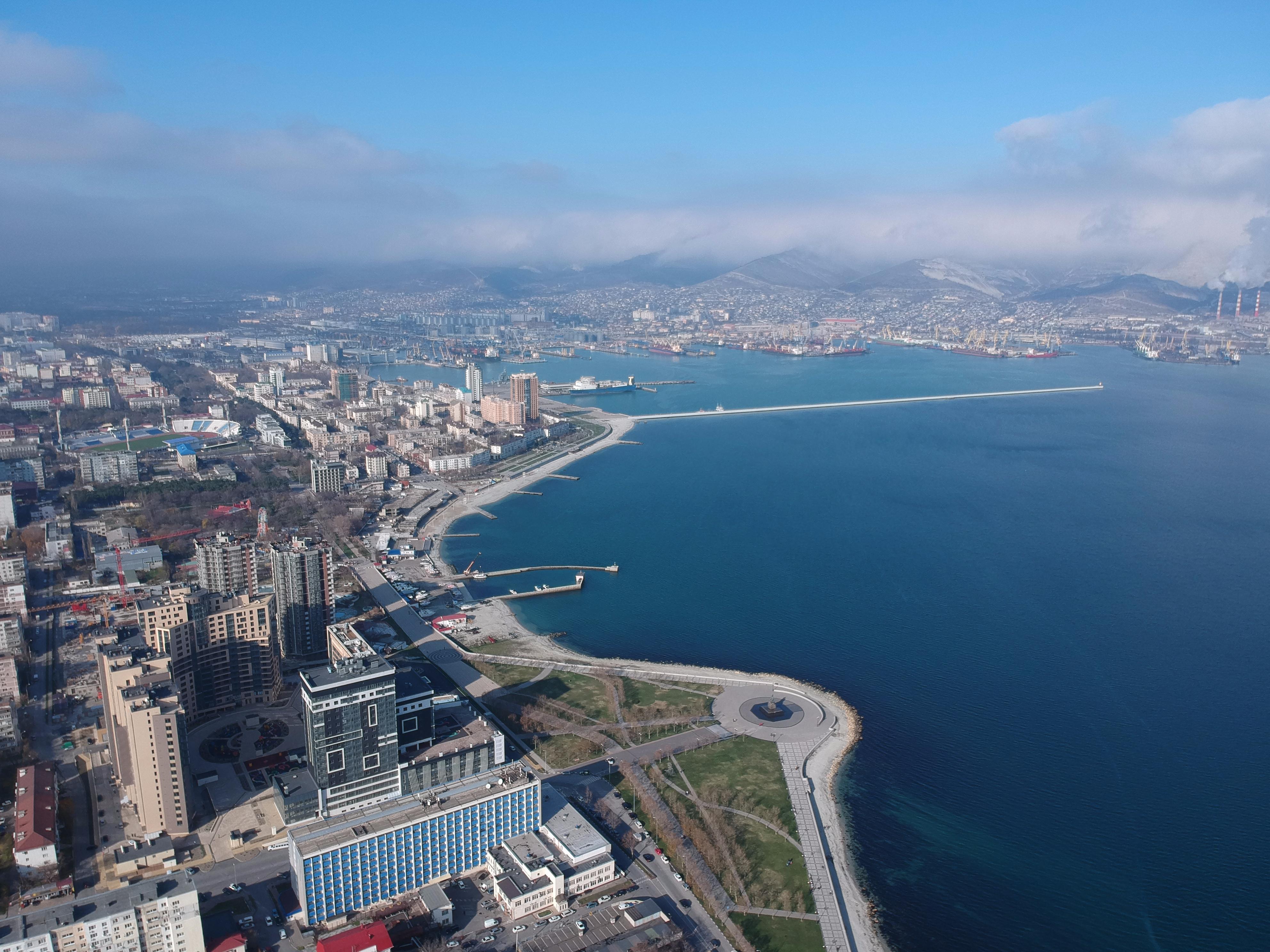 Стратегия развития города-героя Новороссийска представлена на международном Форуме