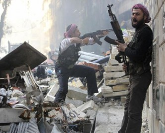 В Сирии террористы воюют друг с другом