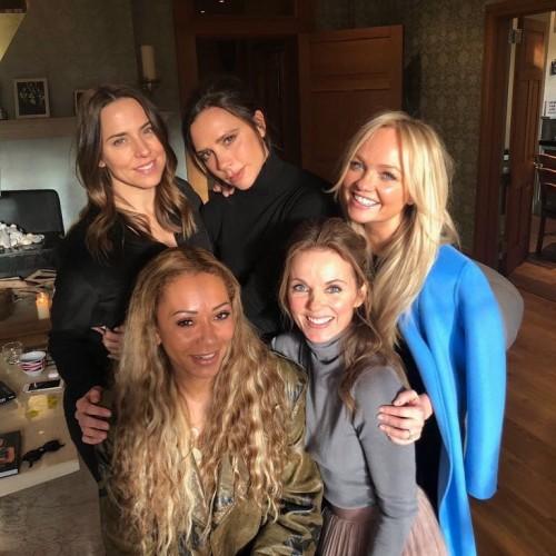 Spice Girls снова вместе и выступят на свадьбе Меган Маркл и принца Гарри