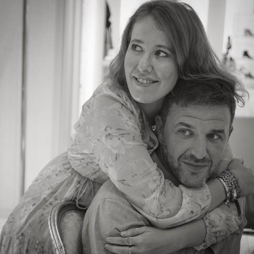 Максим Виторган поздравил Ксению Собчак с годовщиной свадьбы