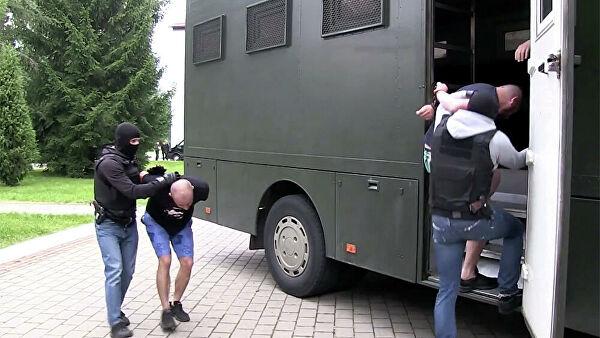 ЧВК «Мар», сотрудников которой задержали под Минском, занималась гумпомощью для Донбасса