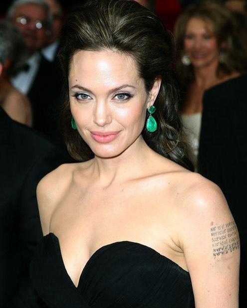 Инсайдеры говорят: новые отношения Анджелины Джоли
