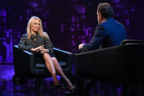 Памела Андерсон рассказала об отношениях с Владимиром Путиным
