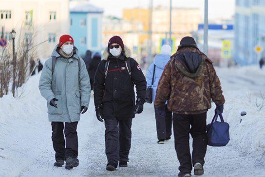 На Чукотке приняты меры для защиты жителей от коронавируса